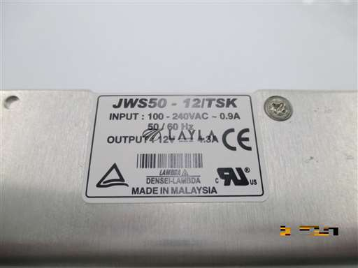 456262//POWER SUPPLY SWITCHING JWS50-12 (-12V)//_01