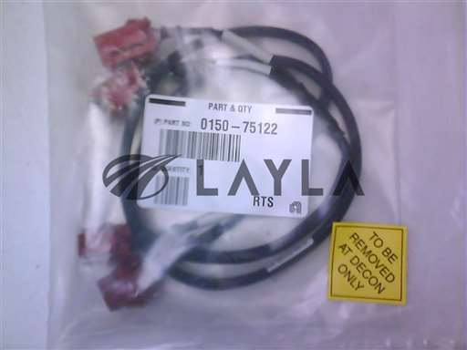 0150-75122//CABLE ASSEMBLY, WAFER MAPPING, EXTENSION/Applied Materials/_01