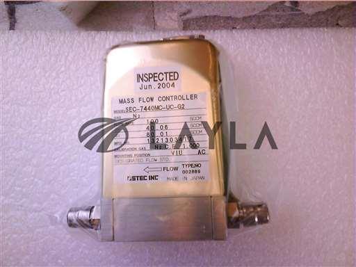 3030-02713//MFC 7440 100SCCM N2 $S 1/4VCR MTL N/C/Applied Materials/_01