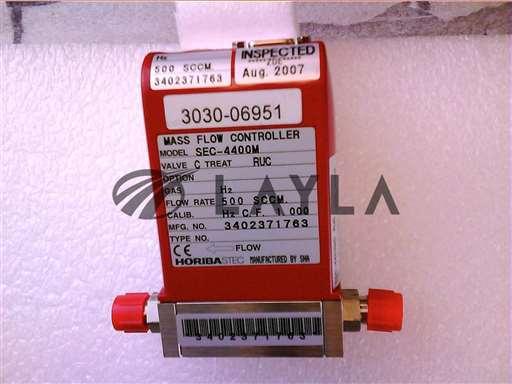 3030-06951//MFC4400 500SCCM H2 1/4VCR MTL N/C 9P-D 1/Applied Materials/_01