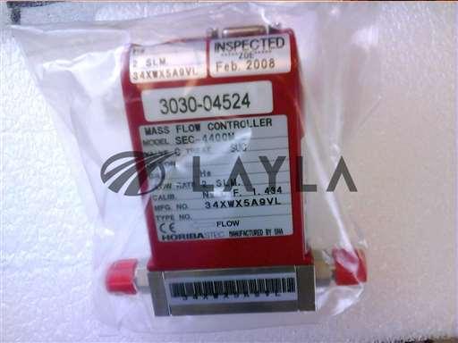 3030-04524//MFC    4400MC 2SLM HE 1/4VCR MTL 9P-D NC/Applied Materials/_01