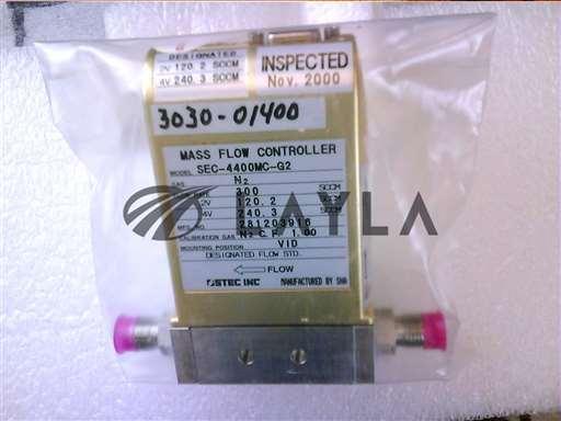 3030-01400//MFC   300SCCM N2 DESIG-STD STEC SPEC 019/Applied Materials/_01