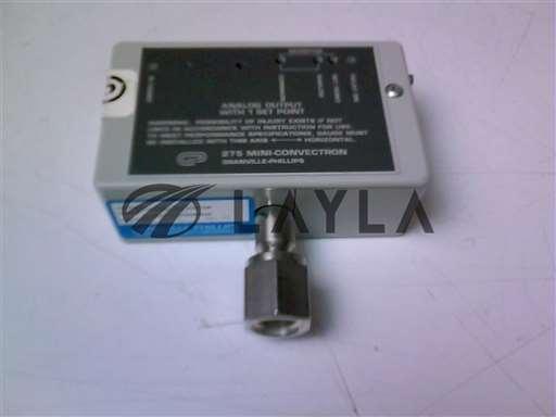 3310-01197//GAUGE VAC MINI-CONVECTRON W/1-SETPOINT C/Applied Materials/_01