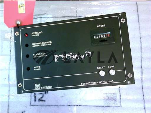 0730-01024//CONT FREQ CONV 200/208V TURBO PUMP NT 150/360/Applied Materials/_01