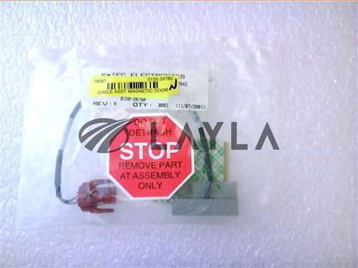 0150-20760//CABLE ASSY MAGNETIC DOOR SWITCH/Applied Materials/_01