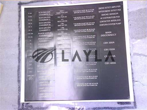 0060-21016//LABEL SET SYSTEM CONTROLLER/Applied Materials/_01