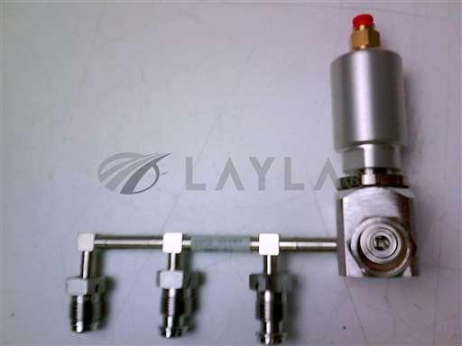 0050-00493//WELDMENT, N2 PURGE MANIFOLD,VERIFLO/Applied Materials/_01