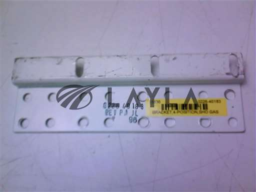 0226-40183//BRACKET,4-POSITION,SHO GAS PANEL/Applied Materials/_01