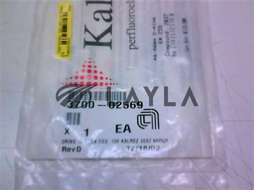 3700-02569//ORING ID 6.234 CSD .139 KALREZ 2037 80DU/Applied Materials/_01