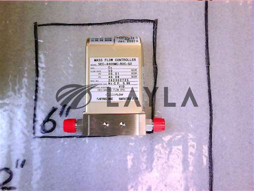 3030-08525//MFC   4400 50SCCM O2 1/4VCR MTL NC 9P-/Applied Materials/_01