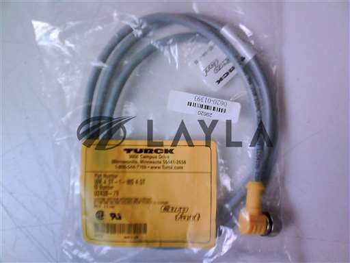 0620-01393//CABLE ASSY 1METER 250V 4A 105C 5PIN WK-W/Applied Materials/_01