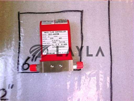 3030-02592//MFC4400 400SCCM DCS 1/4VCR MTL N/C VLV-V/Applied Materials/_01