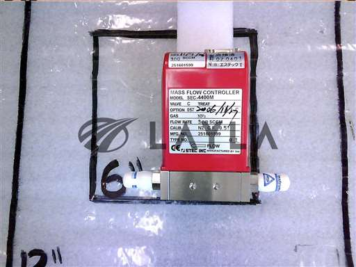 3030-02747//MFC4400 300SCCM NF3 1/4VCR MTL NC 9P-D V/Applied Materials/_01