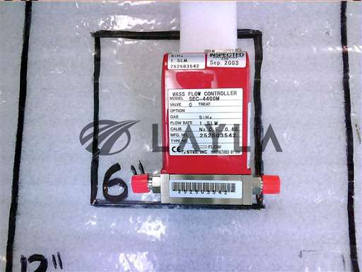 3030-01446//MFC STEC 1 SLM SIH4 1/4 VCR 7440MO/Applied Materials/_01
