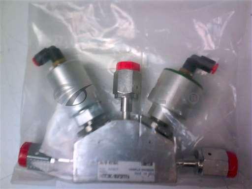 3870-01946//VALVE BLOCK DIAPH 3WAY 1/4VCR-F/F/M/Applied Materials/_01