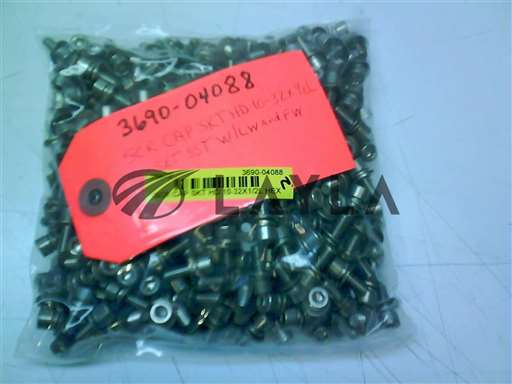 3690-04088//SCR CAP SKT HD 10-32X1/2L HEX SKT SST W//Applied Materials/_01