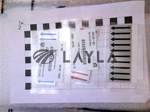0242-38116//KIT GAS FLOW LABEL/Applied Materials/_01