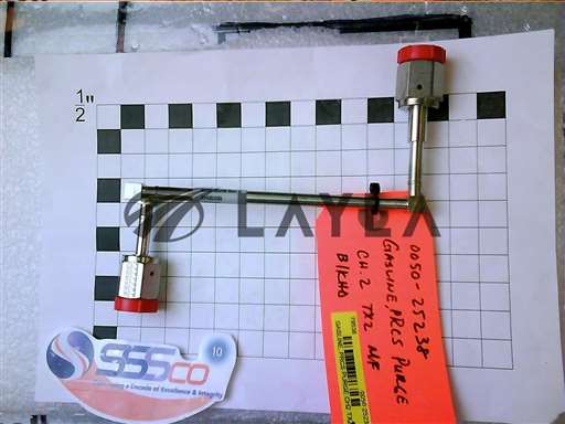 0050-25238//GASLINE, PRCS PURGE CH2 TXZ MF BLKHD/Applied Materials/_01