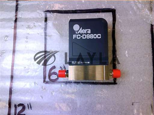 3030-07514//MFCD980 100SCCM N2 1/4VCR MTL NC 20P-D 1/Applied Materials/_01