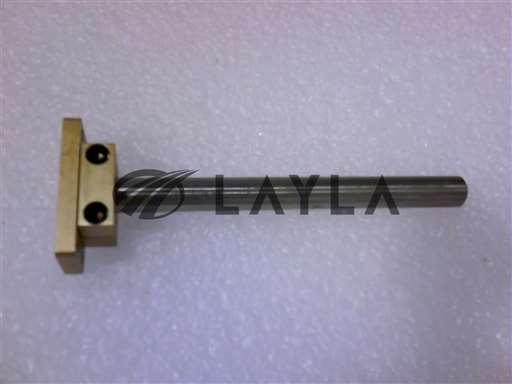 "3710-01047//SHAFT GND .4997""DIA X 6.0""LG SST 303/Applied Materials/_01"