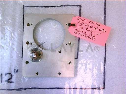 0020-23479//PLATE MNTG PNEUM CYL/MTR LFT/Applied Materials/_01