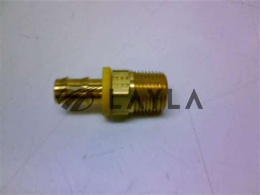 3300-01011//FITTING HOSE CONN 1/2H 1/2MP BRS/Applied Materials/_01