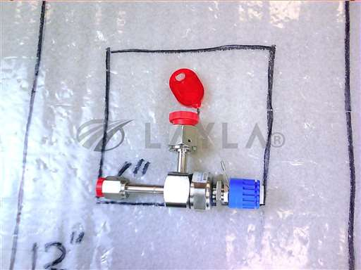 "0050-44255//LINE, MANUAL VALVE 3/8"" SINGLE FTG/Applied Materials/_01"