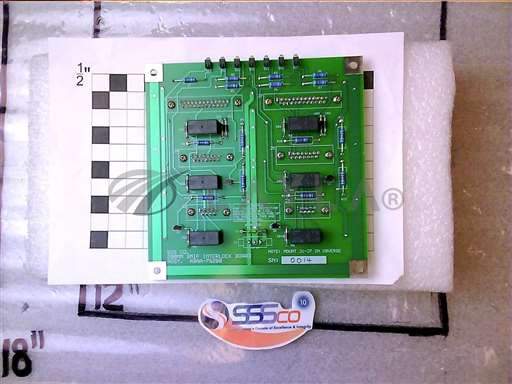 ABAA-76280//PCB, ASSY SMIF INTERCONNECT BOARD/SSS Co./_01