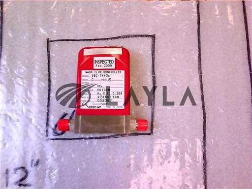 3030-08647//MFC   7440 50SCCM SF6 1/4VCR MTL NC 9D 1/Applied Materials/_01