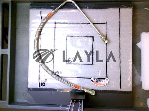 "3400-01381//HOSE  ASSY FLEX HELIUM 1/2IDX32""L STR-F//Applied Materials/_01"
