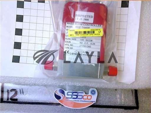 3030-09516//MFC   7440 100SCCM C2F6 1/4VCR MTL NC 9P/Applied Materials/_01