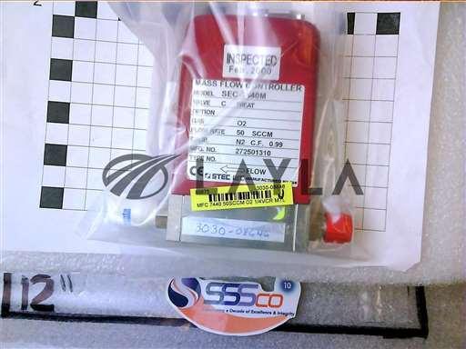 3030-08646//MFC 7440 50SCCM O2 1/4VCR MTL NC 9PD 1/Applied Materials/_01