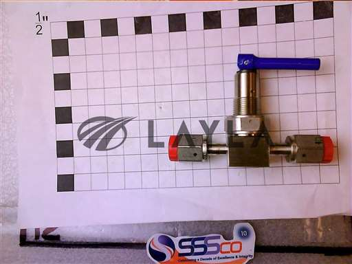 3870-01739//VALVE MNL DIAPH 145PSI 1/4VCR-F/F TOGGLE/Applied Materials/_01