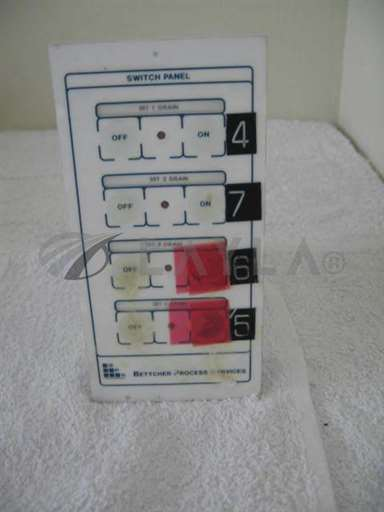 -/985V4/Bettcher Process Services Switch Panel, MODEL 985V4, 422185/-/-_01