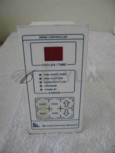 -/985D/Rinse Controller, Bettcher Process Services, MODEL 985D, 422187/-/-_01