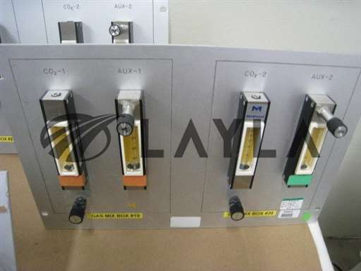 -/-/2 Gas distribution panels w/ 3 way valves, manual flow meters, and check valves/-/-_01