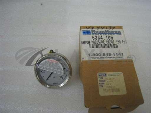 "5334/-/Pressure gauge Ryan Herco 100 psi 5334.100 233.53 2.5""/-/-_01"