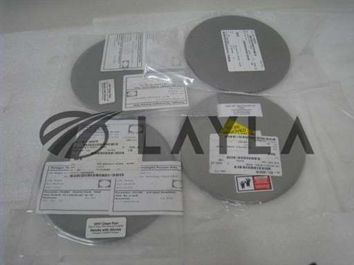 -/-/4 AMAT 0020-25256, 101 disc shutter Ti-nitride 8 inch wafer process, looks clean/-/-_01