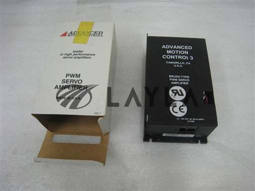 30A20-ACT/-/Advanced Motion Controls 30A20-ACT Brush Type PWM Servo Amplifier, New in Box/Advanced Motion Controls/-_01