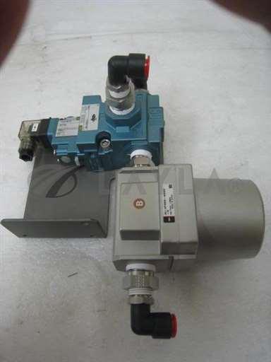 2805-739261/-/IPEC Speedfam 2805-739261 E, Pneumatic Assembly with Mac Valves, 56C-13-591JC/IPEC/-_01