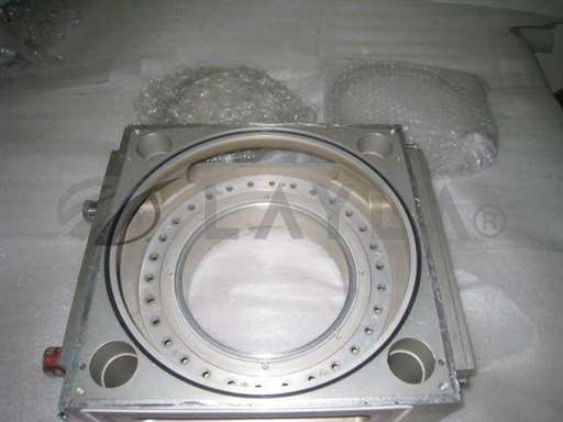 2 spare clamp rings/-/Vacuum chamber with 2 spare clamp rings, aluminum/Vacuum chamber/-_01