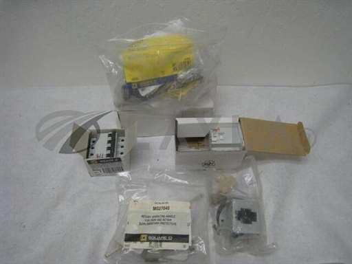 26565/-/Square D 63A, 4 pole circuit breaker, door mounted handle, VIGI module 26565/VIGI/-_01
