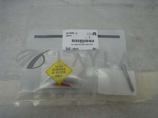 0240-89075/-/NEW AMAT 0240-89075 Kit, temp cal rotation lock, 0240-89452 and mounting screw/AMAT/-_01