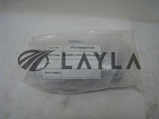 3FC120A007100/-/NEW Asyst Shinko 3FC120A007100 Z-axis motor assy/Asyst/-_01