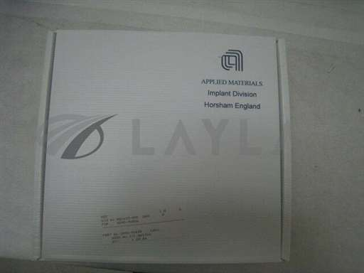 0090-90434/-/new AMAT 0090-90434 assy. HV, I/F switch/AMAT/-_01