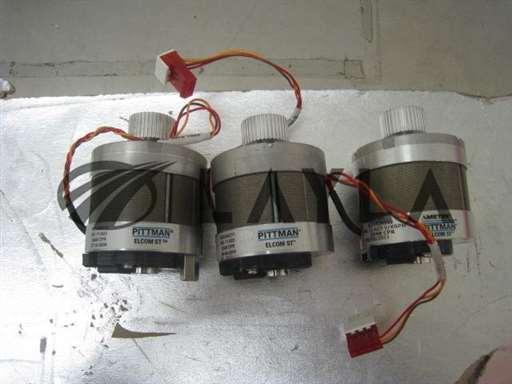 -/-/3 Asyst 9701-2490-02 Pittman Motor Encoder, Radial, LWR, N2342A212/-/-_01