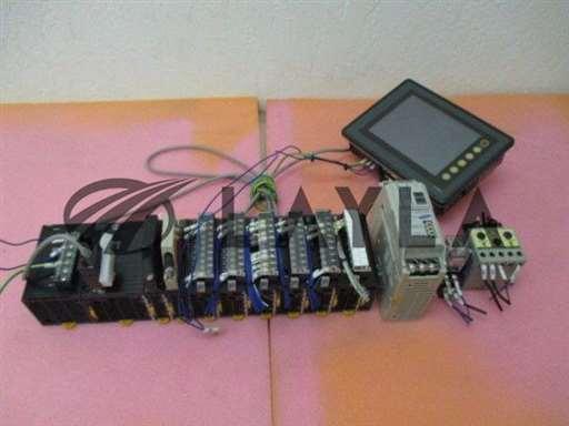 -/-/ATTO control SYS PLC W DISPLAY DU-01, ATT0-CPU44 W/ 8 ATT0-xx, samsung PVU-2424/-/-_01