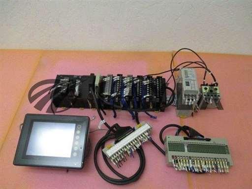 -/-/ATTO controlSYS ATT0-CPU44 PLC, DISPLAY  DU-01  W/ 8 ATT0-xx, PD025, PVU-2424/-/-_01