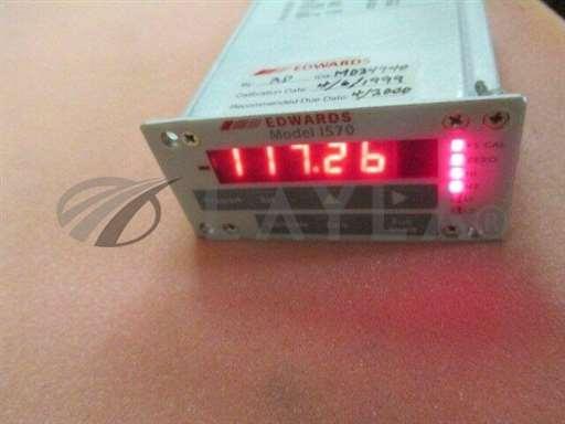 -/-/Edwards Model 1570 W607-30-00 Press Mon Analog Out 100V/-/-_01