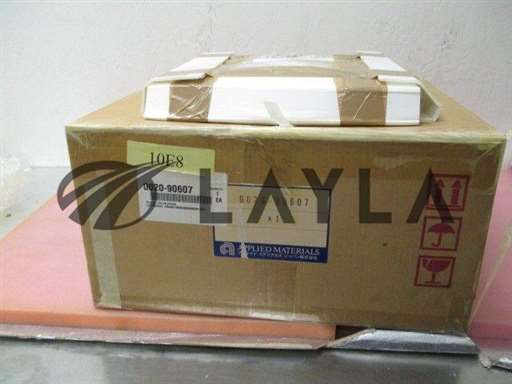 0020-90607/-/AMAT 0020-90607 Plate, Valve-HiVac/AMAT/-_01